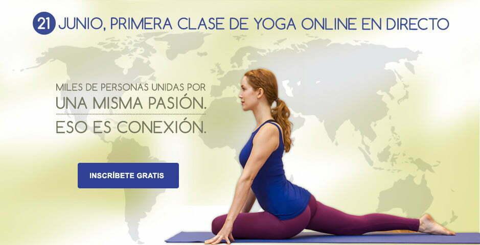 Practica yoga desde tu casa con miles de personas 4fb73937d126