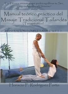 Libro masaje tailandes