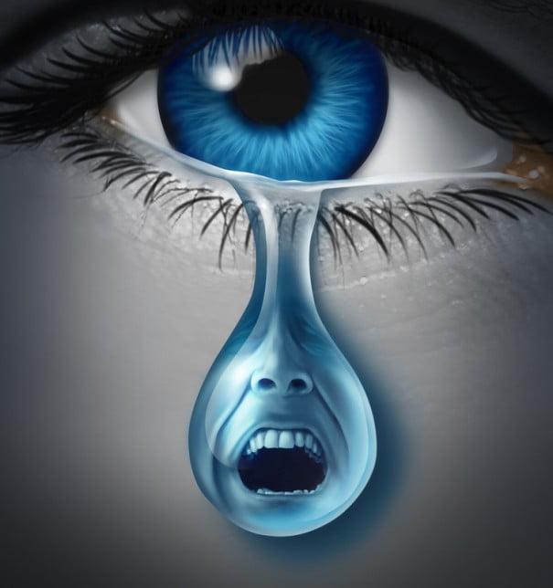 sufrimiento