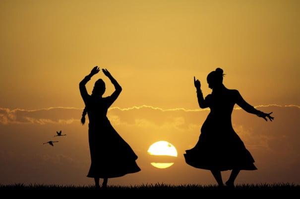 Escrituras amar baile