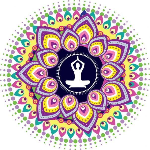 Mandala Yoga Kalender