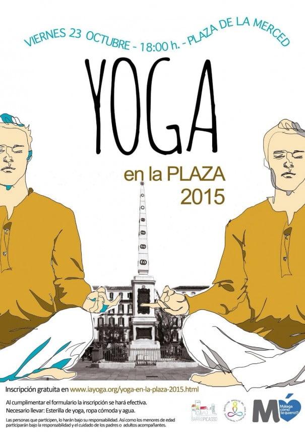 yoga plaza Malaga