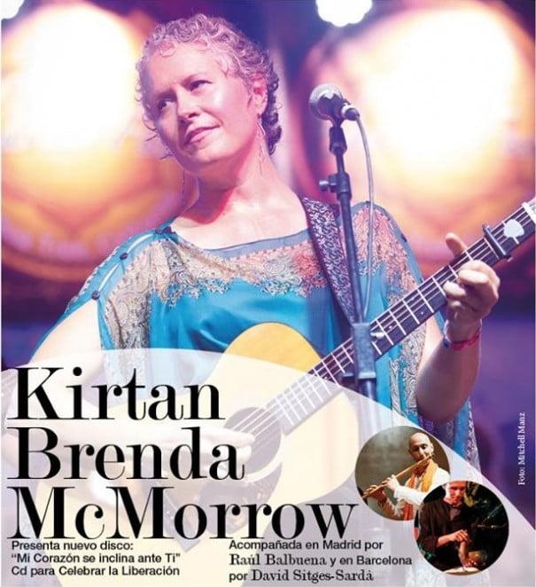 Kirtan Brenda McMorrow