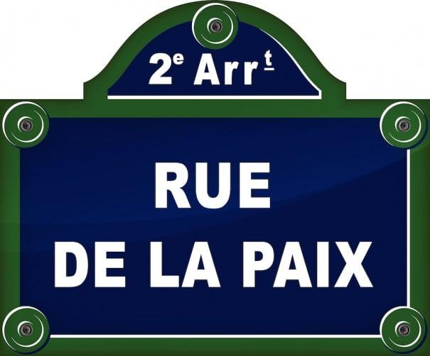 Rue Paix