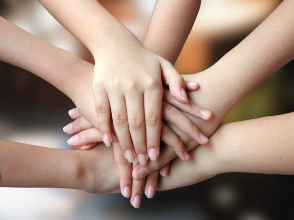 manos unidad