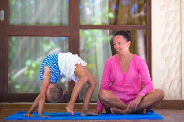 yoga educacion
