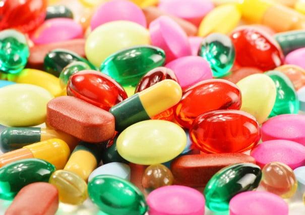 Drogas pastillas