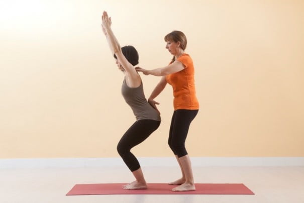 TeachingYogaMayte
