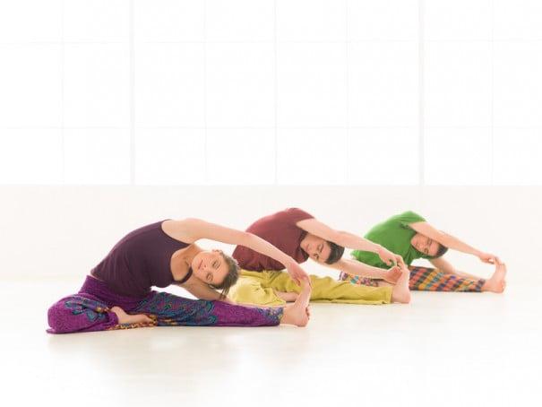 De loodsen van de Yoga