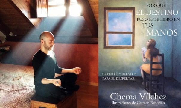 Chema Vilchez Libro