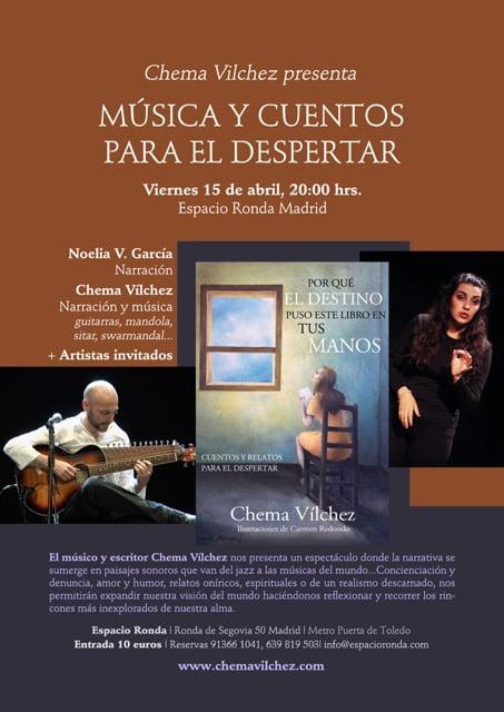 ESPACIO RONDA Chema Vilchez
