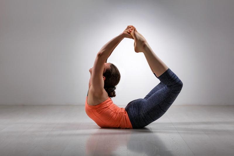 Yoga Y Columna Vertebral  Posturas De Flexi U00f3n Hacia Atr U00e1s  Extensi U00f3n