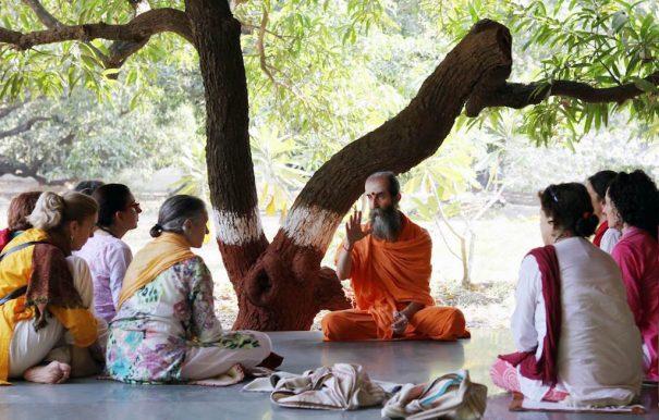 Swami Satyananda Sarsawati_Retiro