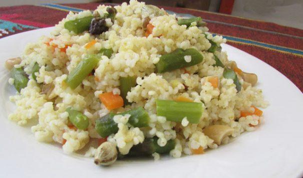 Mijo+con+verduras-Yoga-sivananda-Granada
