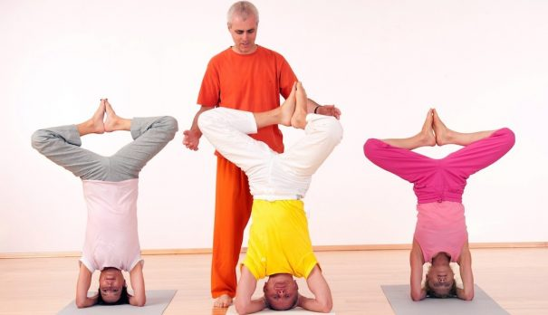 Sivananda Yoga Reith Asanas