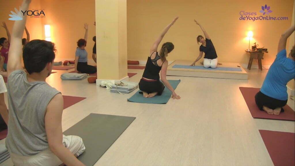 Clase de yoga online 32 serie de rishikesh yoga en red - Clases de yoga en casa ...