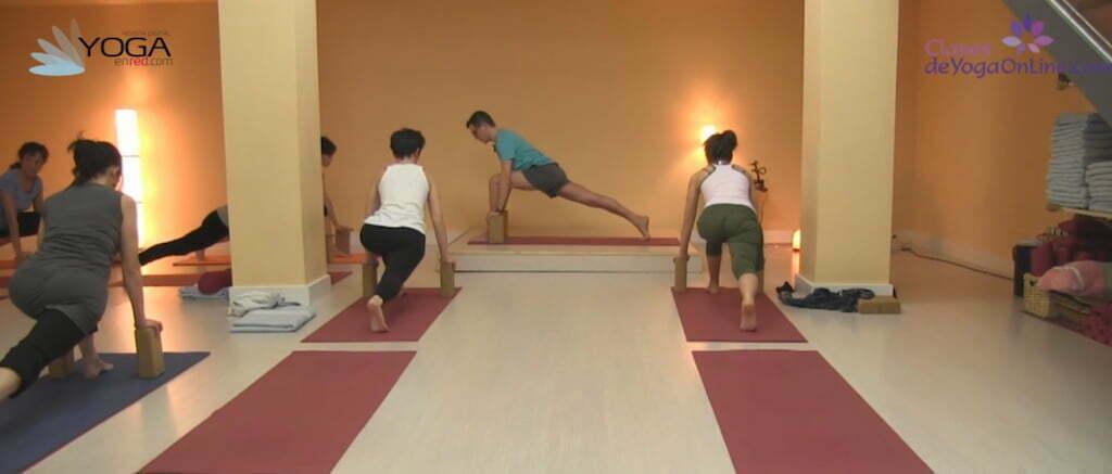Clase de yoga OnLine 39: Posturas de pie | Yoga en Red