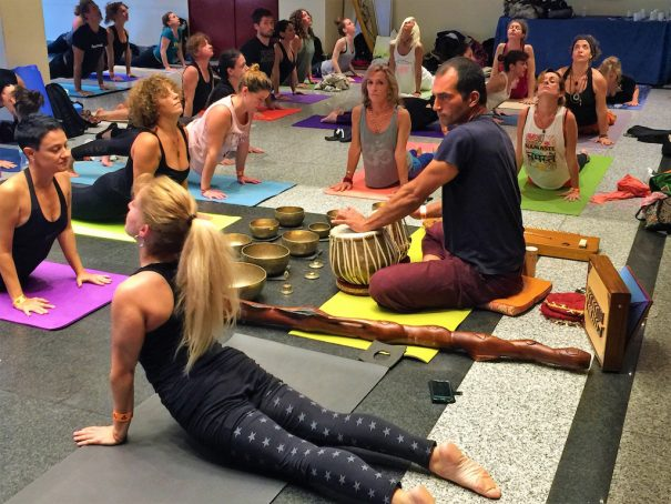 yoga madrid gratis