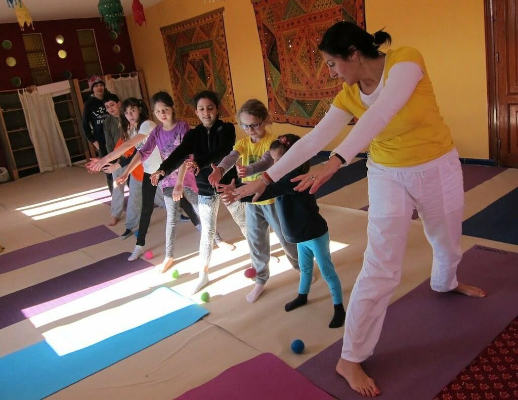 yoga guindalera