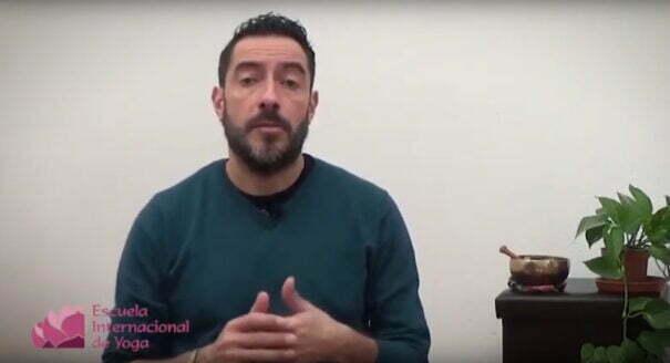 Joaquín Castaño. Escuela Internacional de Yoga. Formación de profesores