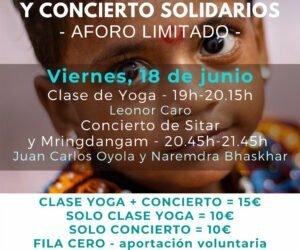 City Yoga. Día Internacional del Yoga